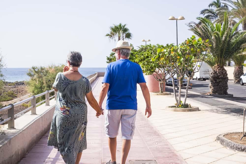 seniors abacus life settlements beach walk