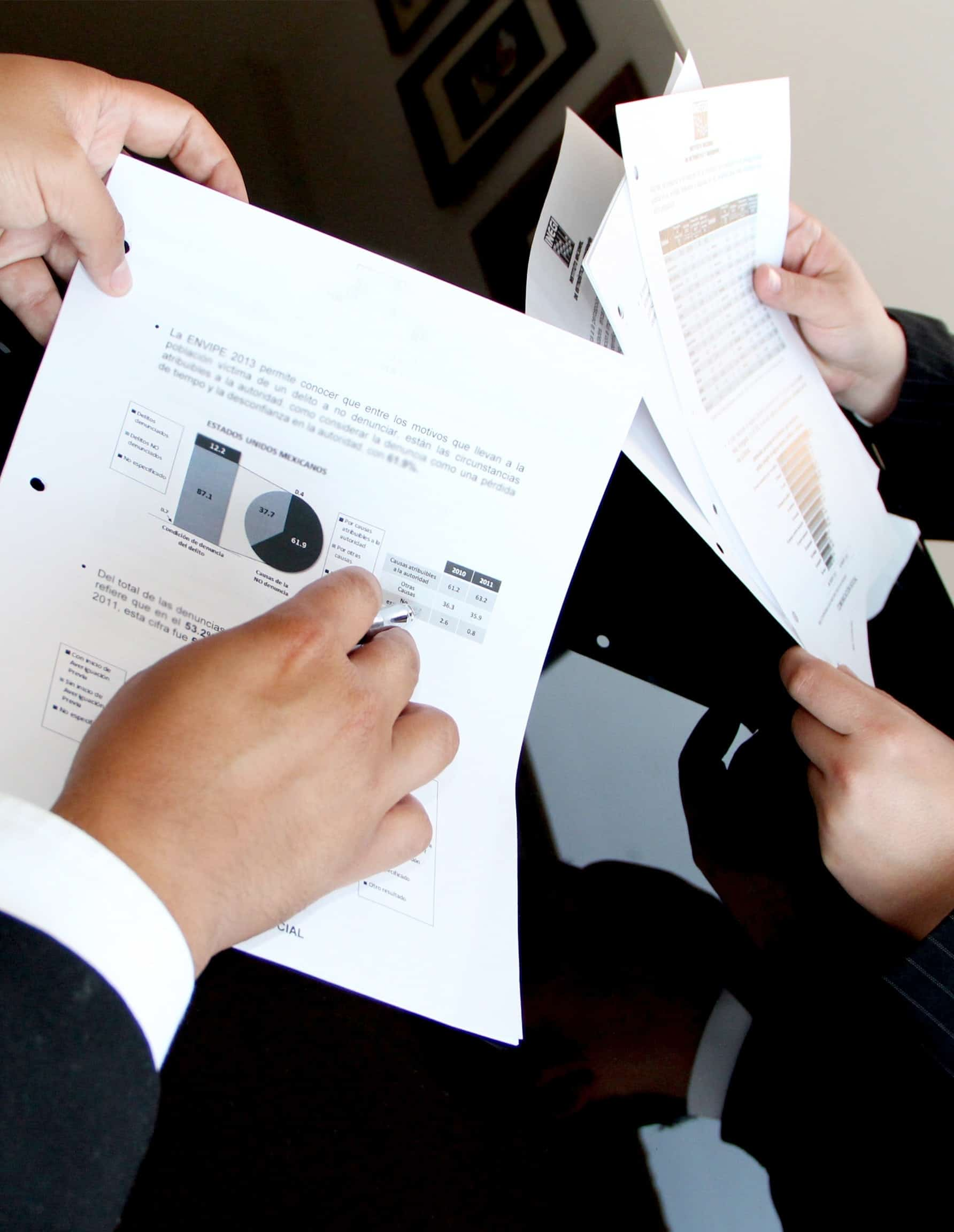 business documents papers