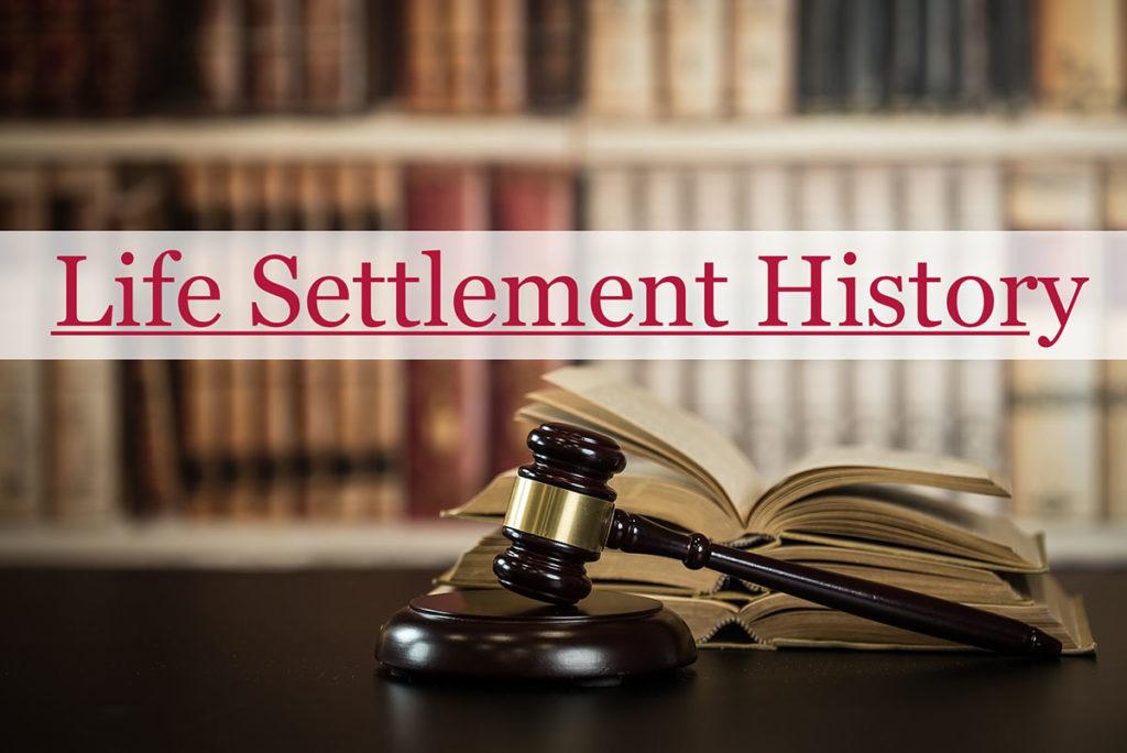 Timeline of Life Settlements