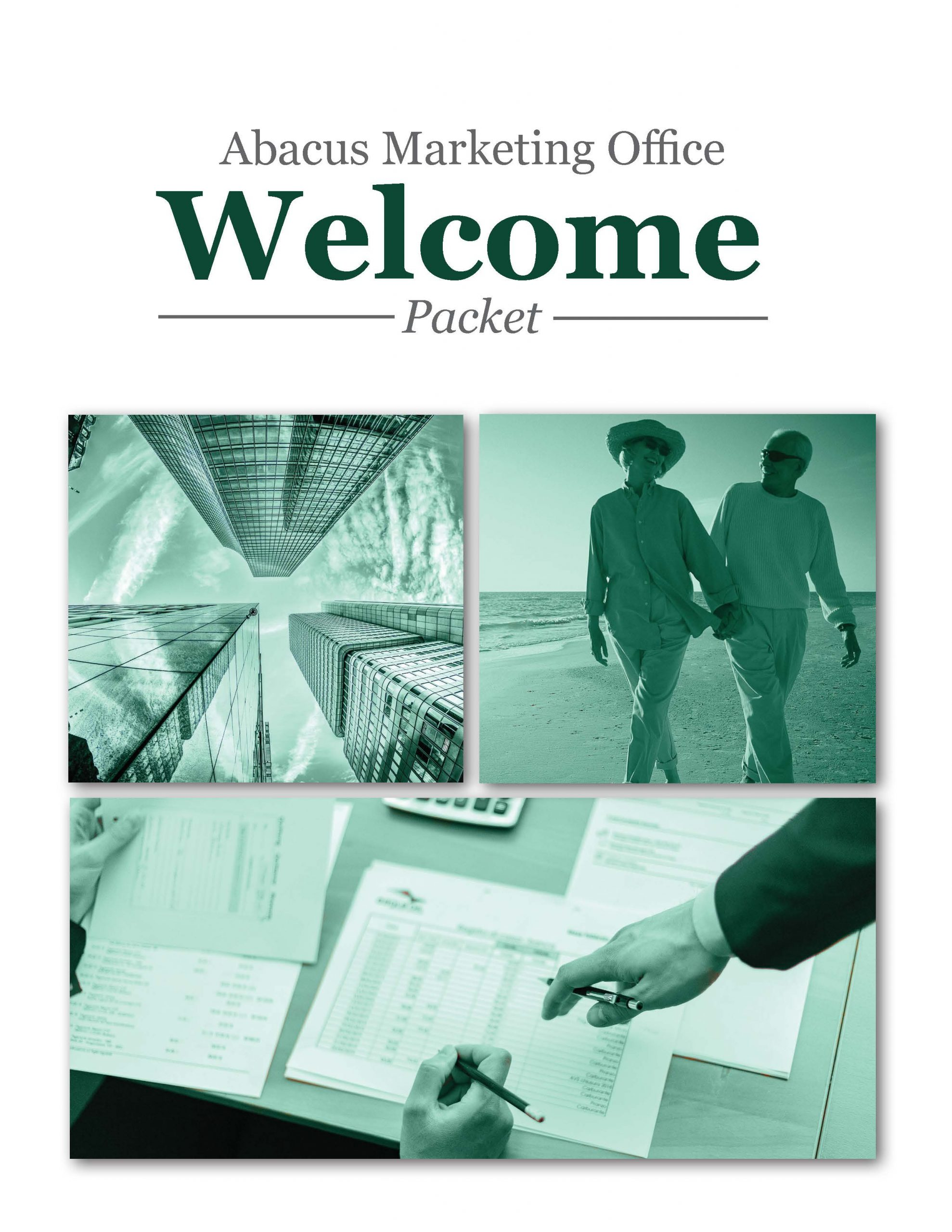 AMO Welcome Packet